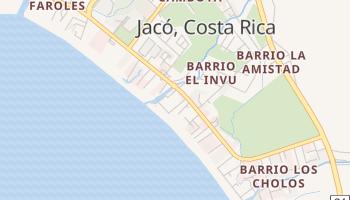 Jaco online map