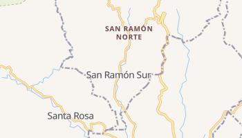 San Ramon online map