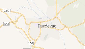 Djurdjevac online map