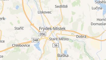 Frydek-Mistek online map