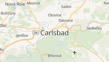 Karlovy Vary online map