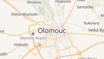 Olomouc online map