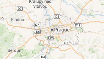 Prague online map