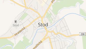 Stod online map