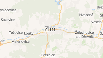 Zlin online map