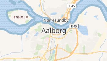 Aalborg online map