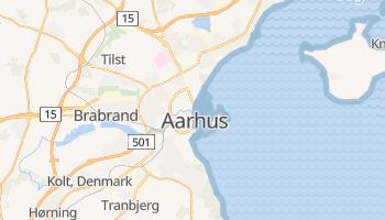 Arhus online map