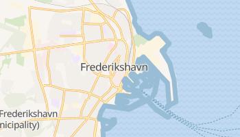 Frederikshavn online map