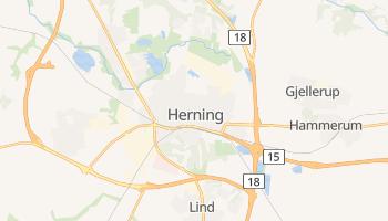 Herning online map