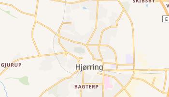 Hjorring online map