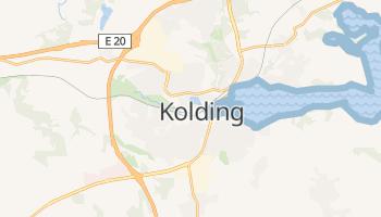 Kolding online map