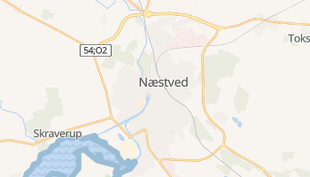 Naestved online map