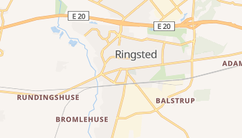 Ringsted online map
