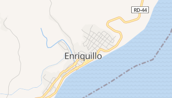 Enriquillo online map