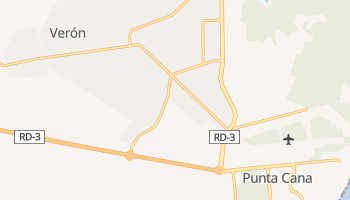 Punta Cana online map
