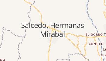 Salcedo online map