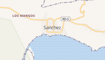 Sanchez online map