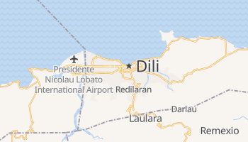 Dili online map