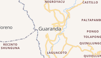 Guaranda online map
