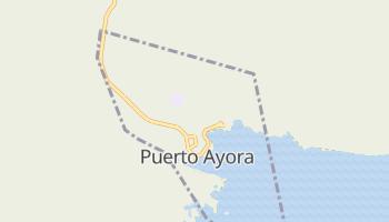 Puerto Ayora online map