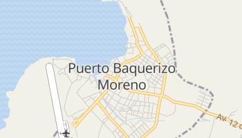Puerto Baquerizo Moreno online map