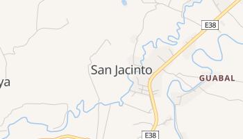 San Jacinto online map