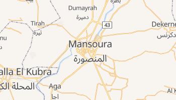 Al Mansurah online map