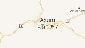 Axum online map