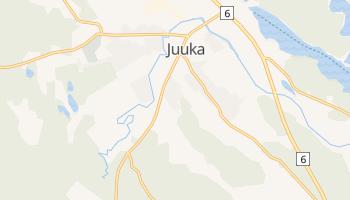 Juuka online map