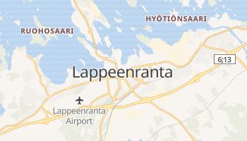 Lappeenranta online map