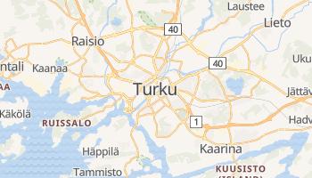 Turku online map