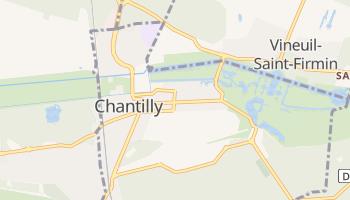 Chantilly online map