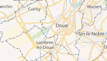 Douai online map