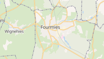 Fourmies online map