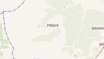 Frejus online map