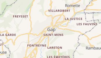 Gap online map