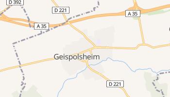 Geispolsheim online map