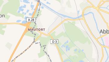 Le Toquet online map