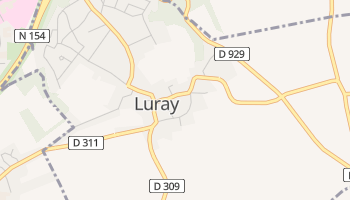 Luray online map