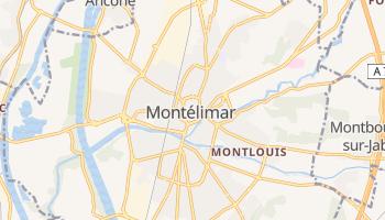 Montelimar online map