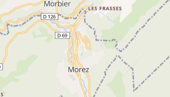Morez online map