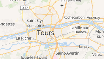 Tours online map