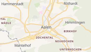 Aalen online map