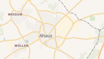 Ahaus online map