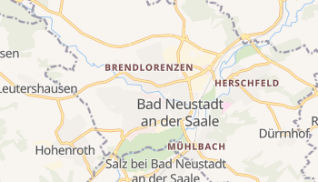 Bad Neustadt online map