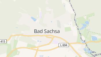 Bad Sachsa online map