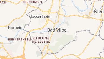 Bad Vilbel online map