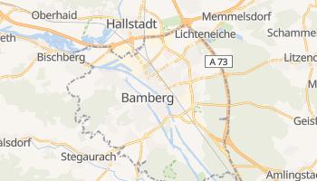 Bamberg online map