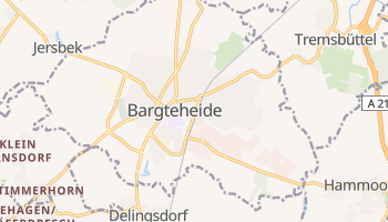 Bargteheide online map
