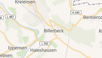 Billerbeck online map